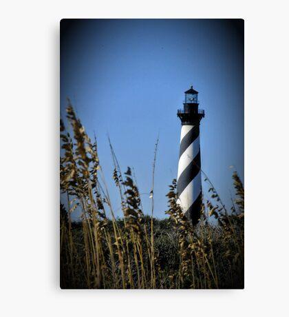 Hatteras Lighthouse Canvas Print