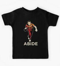 Nixon Bowling Abide Kids Tee