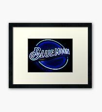Blue Moon (2) Framed Print