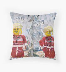 Fun House Throw Pillow