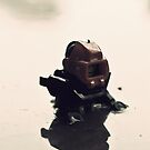 Old timey diver by Dan Phelps
