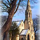 Little Chruch in Winter by Morag Bates
