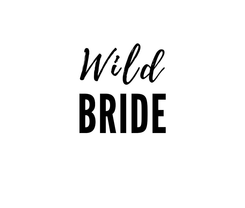 Wild Bride by Red-Arrow