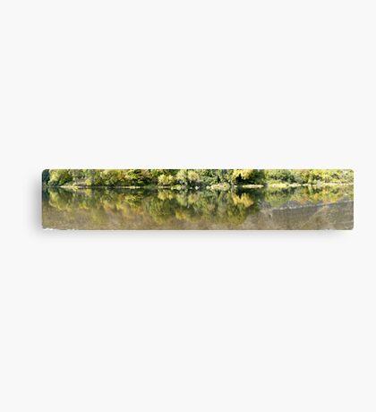 *(Please View Large)* Fall on the Umpqua River Canvas Print