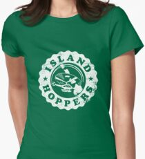 Island Hoppers Womens Fitted T-Shirt