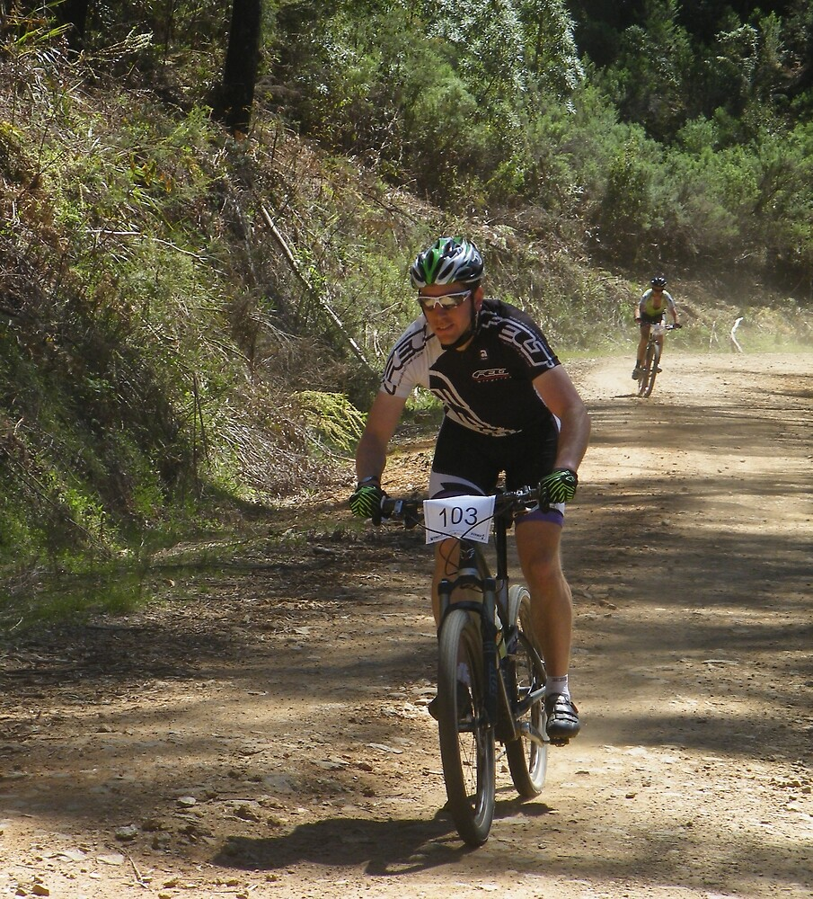 Mitta to Mt Beauty 2012 by Pete Simpson