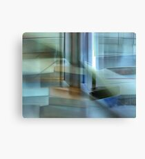 Prometeo revolving door Canvas Print