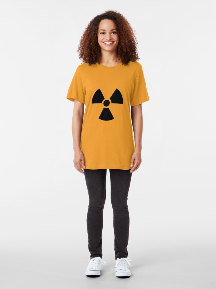 Alternate view of Radiation Slim Fit T-Shirt