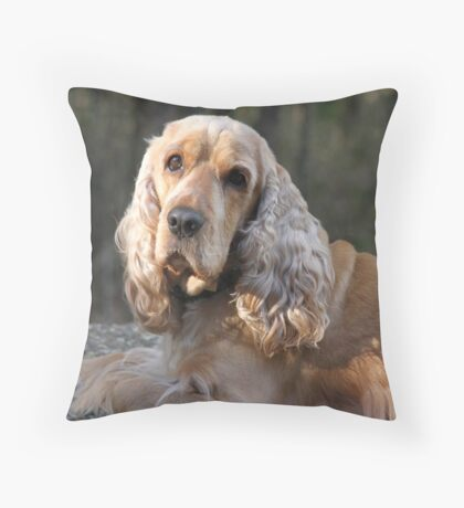 "Gemini: ""Who, Me?"" Throw Pillow"