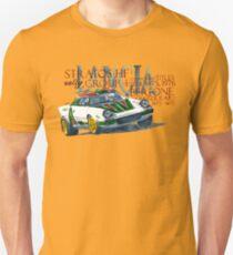 Rally Group B-Lancia Stratos T-Shirt