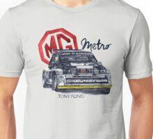 Rally Group B-MG Metro Unisex T-Shirt
