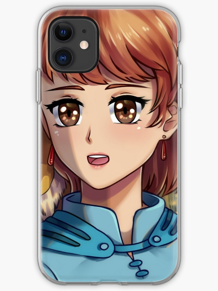 cover iphone 11 nausicaa of the valley of the wind