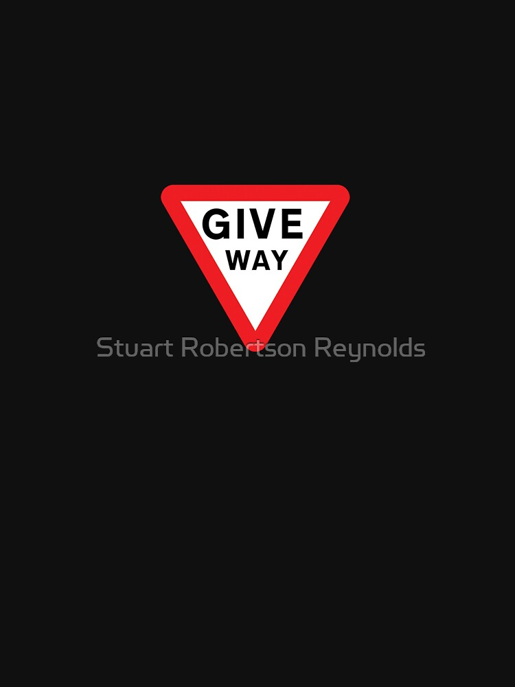 Give Way by Sparky2000
