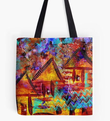 Dreamland - My Imaginary Getaway Tote Bag