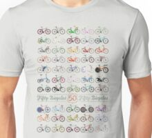 Fifty Bicycles Unisex T-Shirt