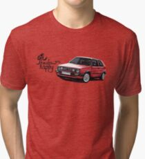 vw golf gti Tri-blend T-Shirt
