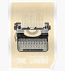 The Shining Minimalist Print  Poster