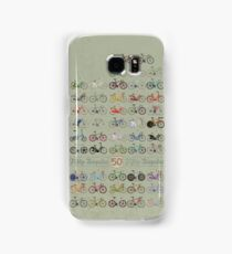 Fifty Bicycles Samsung Galaxy Case/Skin