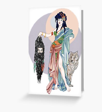 Hecate & Clytius Greeting Card