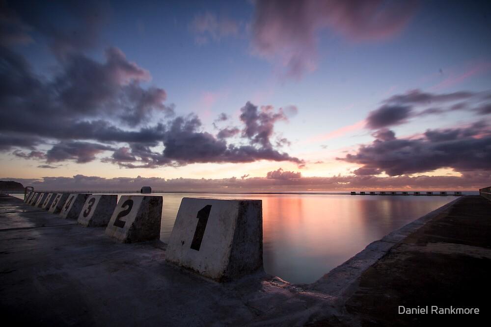 Merewether Ocean Baths by Daniel Rankmore