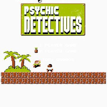 Psychic Detectives! by girardin27