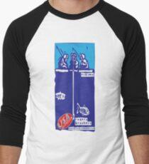 usa warriors eskimo by rogers bros Men's Baseball ¾ T-Shirt