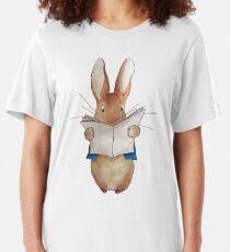 Peter Rabbit - Ink Slim Fit T-Shirt