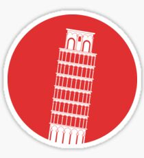 Pisa Tower Sticker