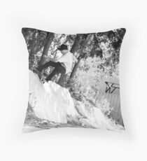 Kevin Kuczkowski Throw Pillow