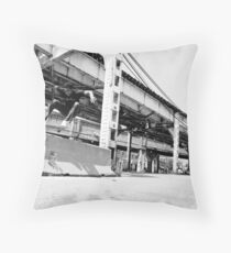 Timmy Johnson Throw Pillow