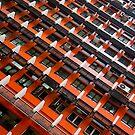 Hong Kong Apartments by Stuart Robertson Reynolds