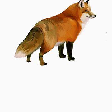 Fox Fox Fox by Ocksen
