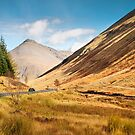 Scotland Highway by Robert Dettman