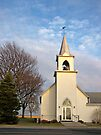 Springdale Lutheran Church by Greg Belfrage