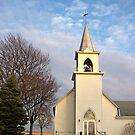 Springdale Lutheran Church by Greg Belfrage