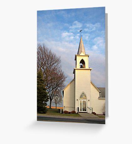 Springdale Lutheran Church Greeting Card
