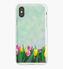 Tulip Fields iPhone Case/Skin