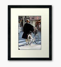 Bike Framed Print