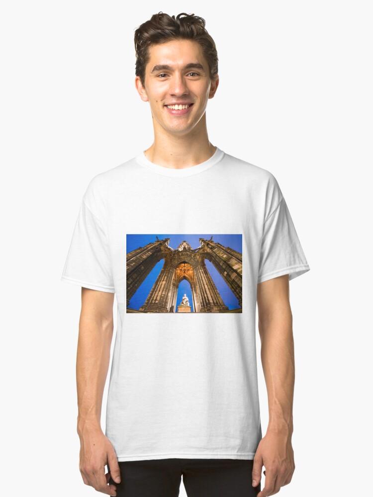 Alternate view of Scott Monument Classic T-Shirt