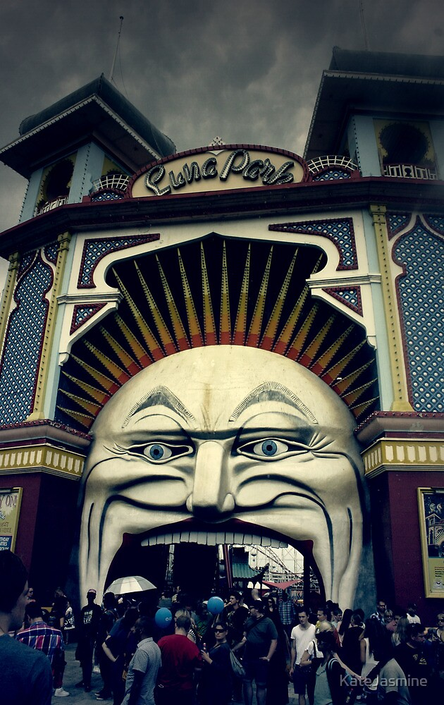 Luna Park by KateJasmine