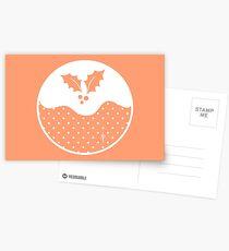Pudding Postcards