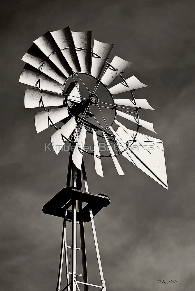 As The Wind Blows by KBritt