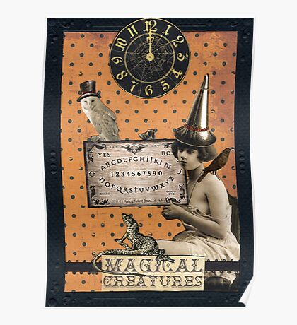 Magical Creatures Poster