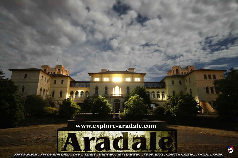 Explore Aradale by explore-aradale