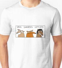 Smug Sneering Leftists T-Shirt