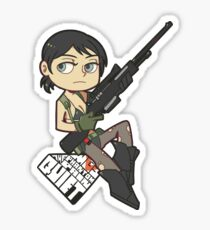 MGSV: Quiet Sticker