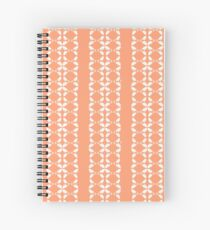 Holly Pattern Spiral Notebook