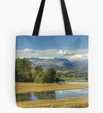 Wise Een Tarn & The Southern Fells Tote Bag