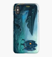 Danger in the Pacific! iPhone Case/Skin