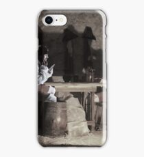 Ghosts of empire iPhone Case/Skin